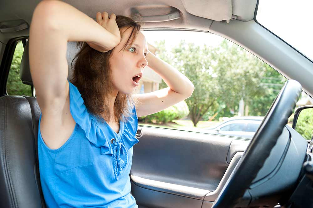 Traffic Jam, Stress, Massage, Home Massage,