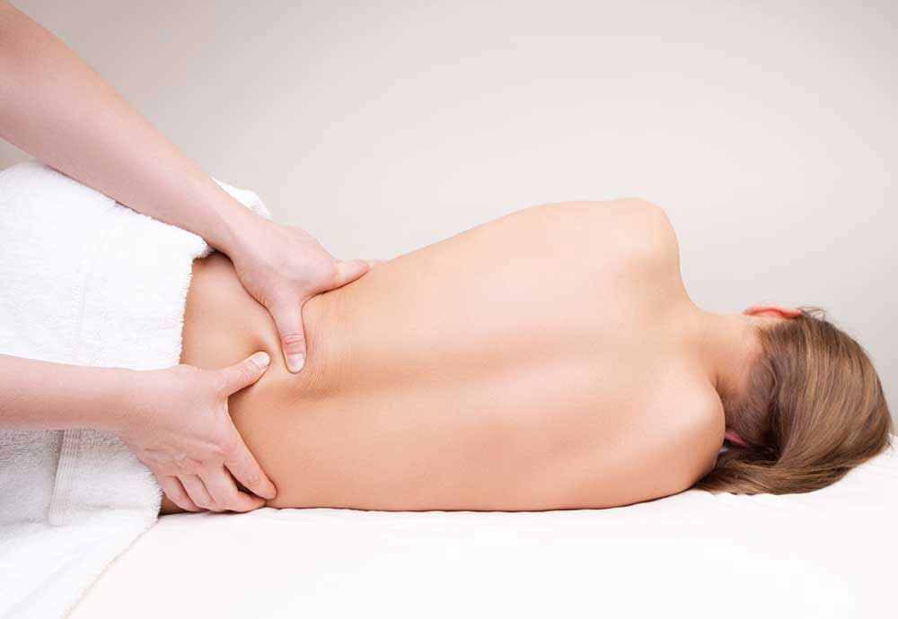massage, low back pain, sciatic nerve pain