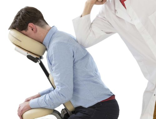 Chair Massage For The Office